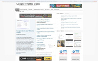 Quick Google Traffic
